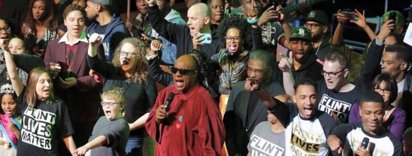 JUSTICEFORFLINT Group Shot