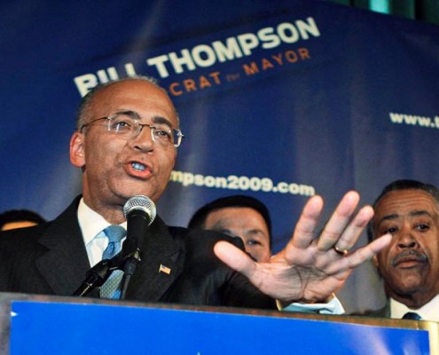 Thompson for Mayor 2009
