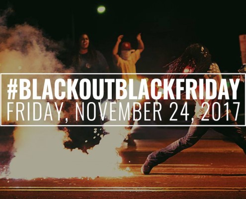 Blackout Black Friday 2017